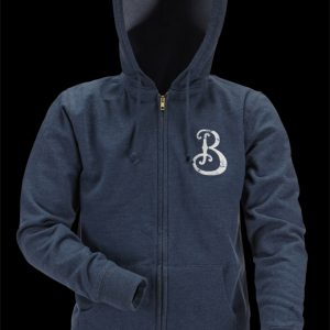 Born Hoodie Blue_Front